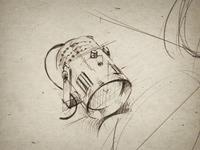 Spotlight sketch