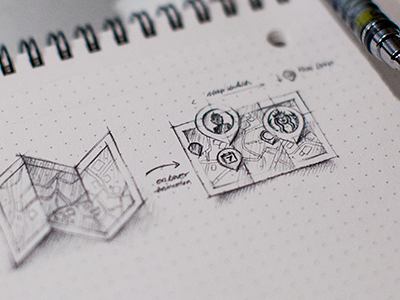 map on hover  map icon illustration sketch rough idea animation pins friends