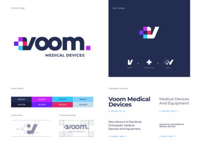 voom branding