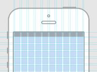 Gird pixels