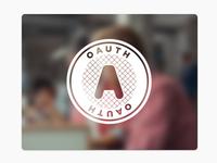 OAuth glyph