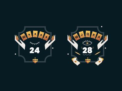 Poker Badges