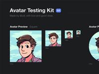 Avatar Testing Kit