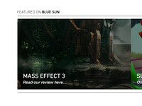 Blue Sun - Featured Posts