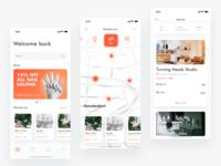 Salon booking app ✂️