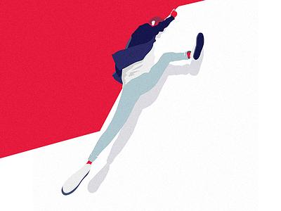 Hoppin Over Fences jump illustration