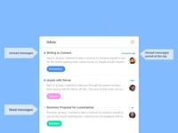 Inbox - Messaging