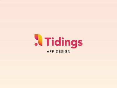 Tidings - Mobile News App