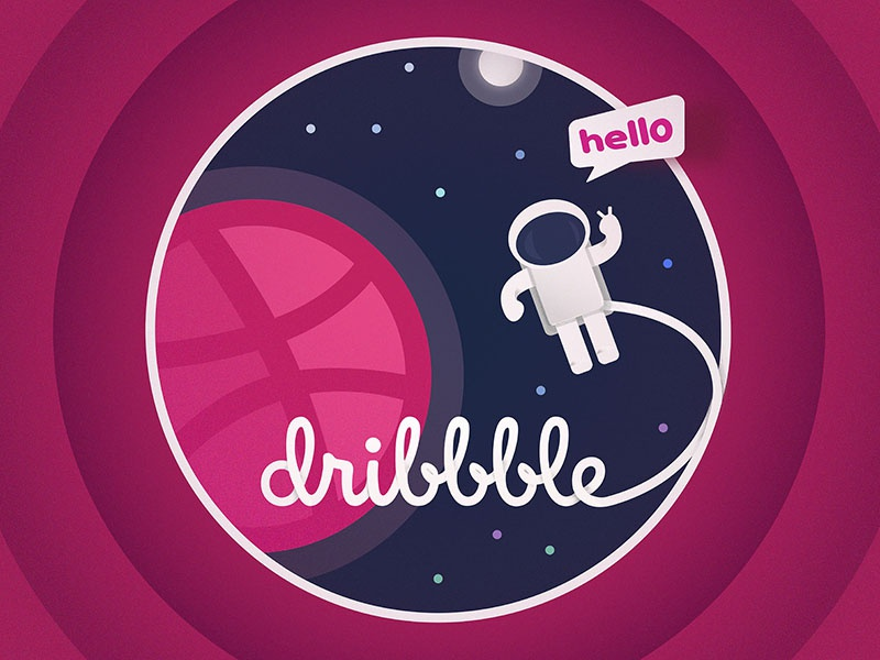 Hello Dribbble ! cee logan