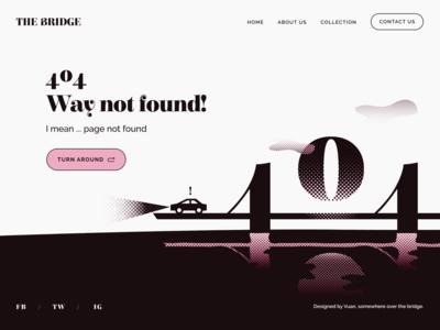 Page Not Found | 404 Error