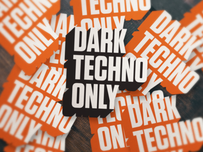 Dark Techno Only
