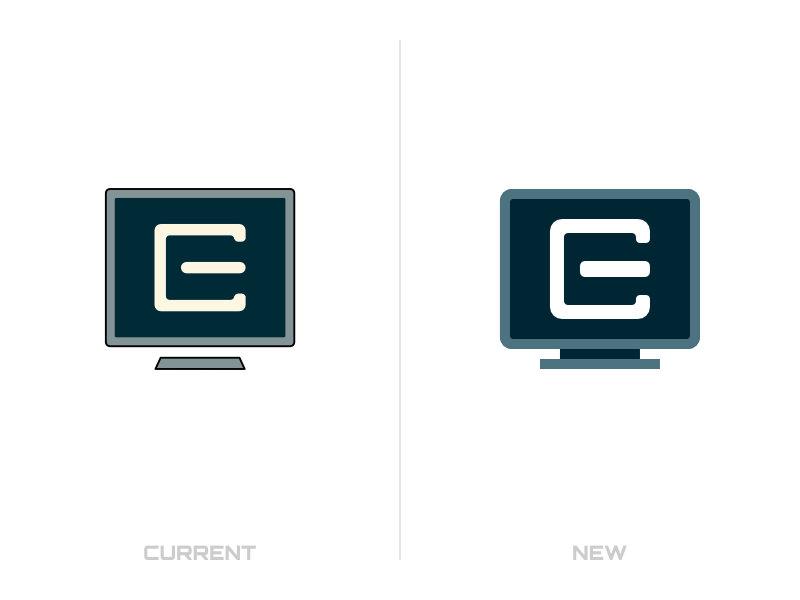 ConEmu Logo (Rebranding) by Johannes Weber on Dribbble