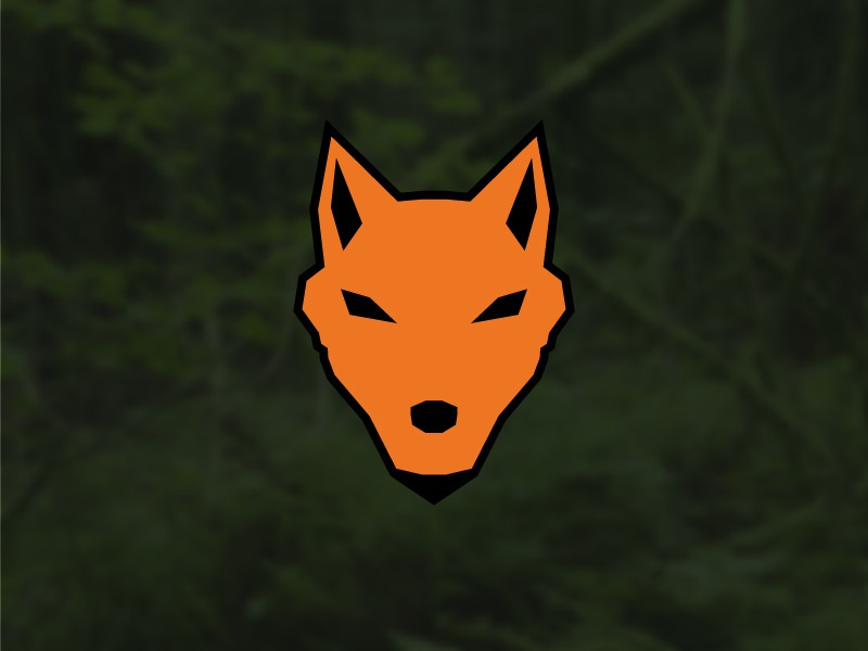 Orange Wolf By Johannes Weber Dribbble Dribbble
