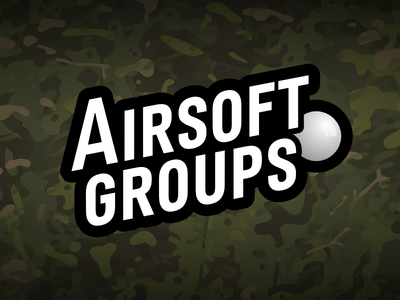 Airsoftgroups outline olive nato green military groups airsoft logo