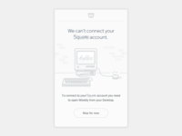 Mobile Onboarding screen