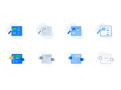 Illustration styles vector style ui  ux illustration iconography icon home design platform system dashboard