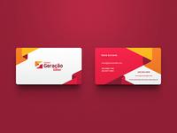 Colégio Geração Saber / Branding