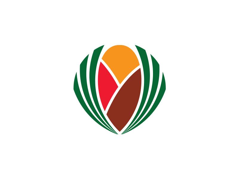 Agro centro oeste symbol dribbble