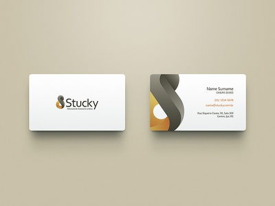 Stucky Advocacia & Assessoria Jurídica / Branding branding brand brand identity logo mark marca symbol