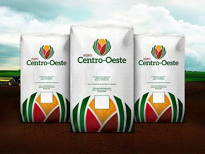 Agro Centro-Oeste / Branding / Packaging symbol marca mark logo brand identity brand branding packaging