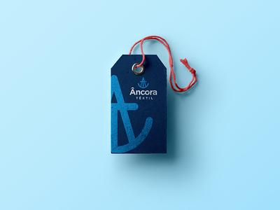 Âncora Têxtil / Branding