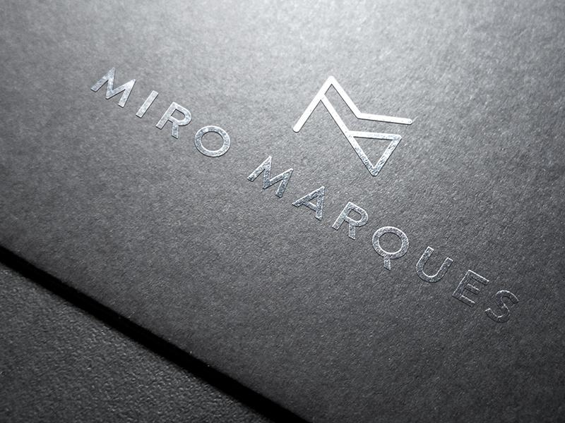 Miro Marques / Branding branding brand brand identity logo mark marca symbol