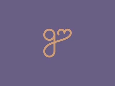 Academia de Dança Géssica Marques / Branding symbol marca mark logo brand identity brand branding