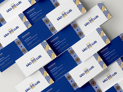 Vassoura São Luís / Branding symbol marca mark logo brand identity brand branding