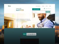 RCK / Branding / Website