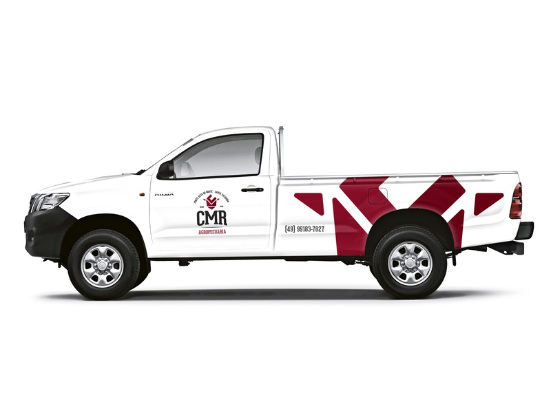CMR Agropecuária / Branding visual identity corporate identity mark marca logo brand identity brand branding