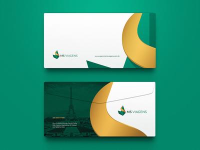 MS Viagens / Branding visual identity corporate identity mark marca logo brand identity brand branding