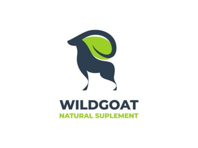 WildGoatl illustration vector trademark branding brand logodesigner graphicdesign logodesigns logo combination doublemeaning goat natural