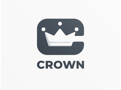crown crown graphicdesign dualmeaning doublemeaning design brand branding logodesigns logodesign vector logo