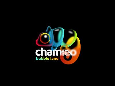 CHAMLEO chameleon logodesigner graphicdesigns animal logodesign branding logodesigns design illustration vector logo
