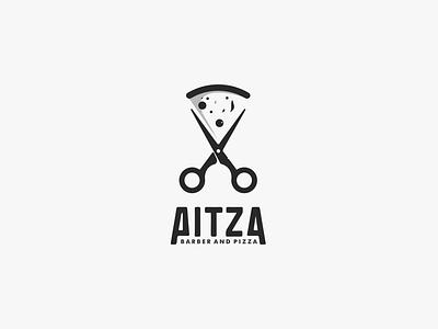 Pitza logo concept ux ui branding logodesigns design logodesign illustration brand vector logo