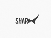 Shark logo concept