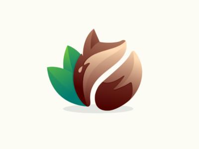 Weasel coffee brand colorful modern vector design logo weasel coffee