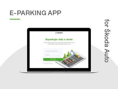 E-parking App