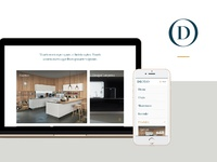 Showroom website