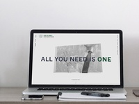 OnePlanet OneBusiness Website