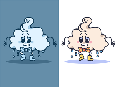 Cute cloud