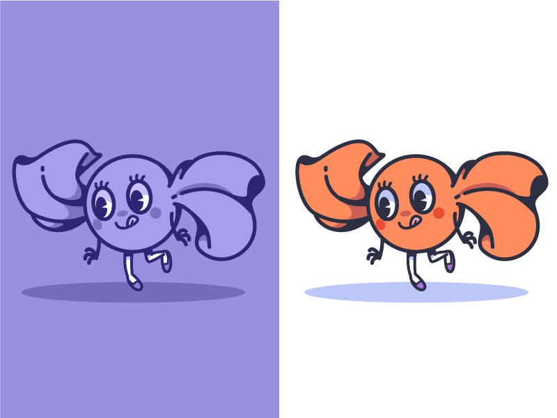 Cute Candy By Charlotte On Dribbble