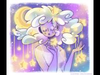 Cloud Hair - Night time
