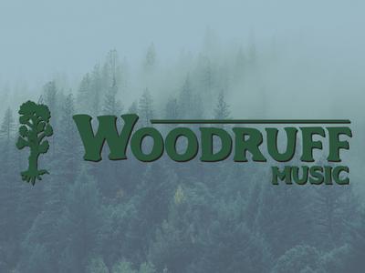 Woodruff Music Band Logo