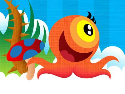 Design Portfolio Website illustration web website