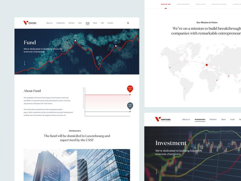 Investment website