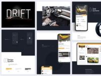 DRIFT - Social network for motorist