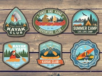 Canoe and Kayak Patches