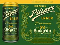 Enegren - 7th Anniversary Pilsner