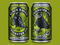 Black Raven - Trickster IPA
